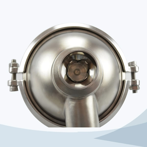 Stainless steel CPM valve
