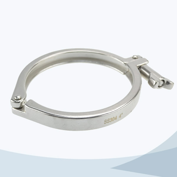 stainless steel triclover clamp